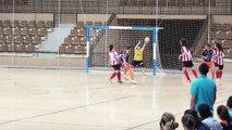 Universidad de Alicante futbol sala femenino spot 2013 Xavi Castillo