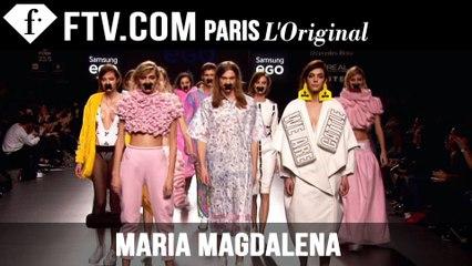 Mary Magdalene F/W 2015-16 Runway Show   Madrid Fashion Week   FashionTV