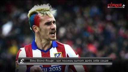 Atlético Madrid : les dix meilleures coupes de cheveux d'Antoine Griezmann !