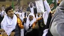 Pakistan Zindabad Raised by Pakistani Students in Saudi Arabia