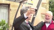 Jean-Luc Mélenchon à la défense du vin et de la civilisation
