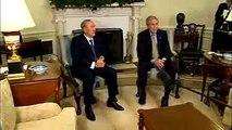 Pres Nazarbayev of Kazakhstan & Pres Bush 2006/9/29