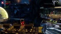 LEGO Batman 3: Beyond Gotham - Dazed Batman Gameplay Boss Battle [1080p HD]