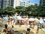 verão de 2007 em Guarapari
