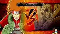 Naruto Shippuden Ultimate Ninja Storm 3 Let's Play CH7 Mortal Combat on The Coast #16