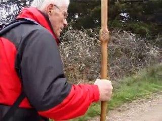 Le chemin de St Jacques de Compostelle (1) Le Puy en Velay/Figeac, film en version complète