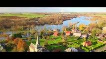 Ballade à Péronne en Haute Somme (Picardie)