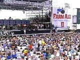 Willie Nelson & Waylon - Mammas Don't Let Your Babies Grow Up to Be Cowboys (Live at Farm Aid 1986)