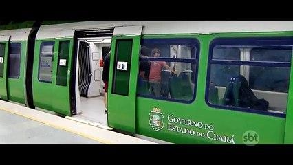 Une fillette possédée effraie les passagers du métro !