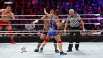 WWE Superstars: Santino Marella & Vladimir Kozlov vs. The Usos