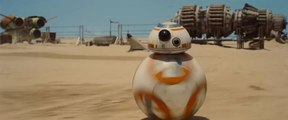 Quand Star Wars VII rencontre David Hasselhoff