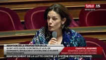 Adoption de l'examen de la Proposition de loi renforçant la lutte contre le système prostitutionnel - En séance