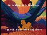 Lion King (icelandic) I Just Can't Wait To Be King +subs