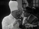 FERNANDEL et BOURVIL 1963 / LA CUISINE AU BEURRE / Original Promo 1