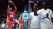 MICHAEL B JORDAN THE ACTOR VS MICHAEL JORDAN THE NBA LEGEND