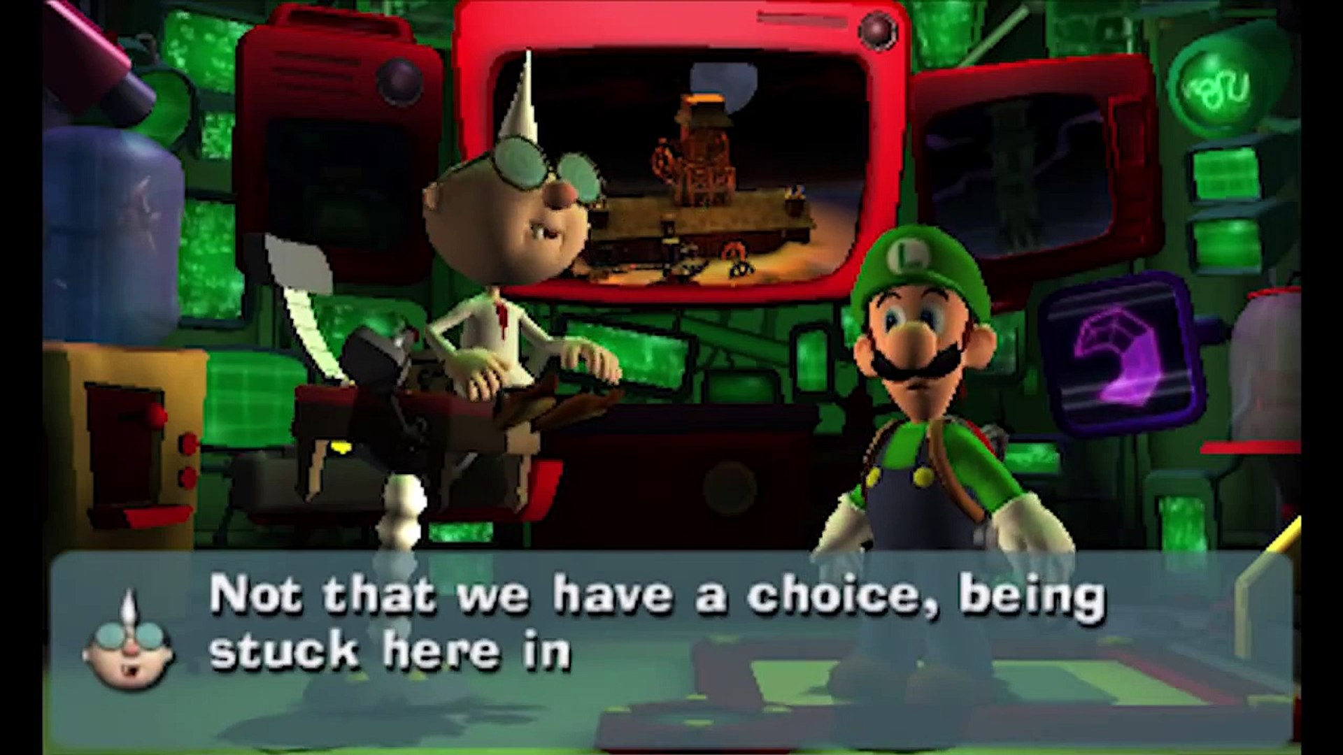 Luigi S Mansion Dark Moon Old Clockworks C 4 Play Catch Nintendo 3ds Gameplay Walkthrough