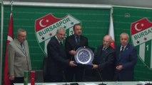 Bursaspor Divan Kurulu Toplantısı