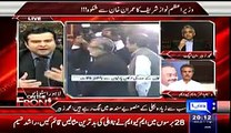 Ptv is not Nawaz league family channel to show Shahbaz Nawaz and Maryam only.. Kamran shahid firing on PMLN