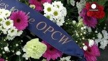 La OPAQ conmemora el centenario del uso de armas químicas a gran escala