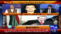 Analyst Usman Shami Telling That How Chiness Peoples Deal Pakistani And Indians