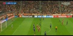 Thiago Alcantara 1-0 - Bayern Munich vs FC Porto - Champions 21/04/2015