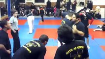 Grappling Submission Wrestling BJJ Brazilian Jiu-Jitsu MMA @ Mayo Academy Woodhaven NY 11421