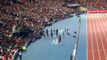 """Hampden Park erupts into a rendition of """"Flower of Scotland""""! 