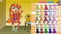 Monster High Chibi Cleo de Nile 2 Dress up Game - Juego Vestir Muñequitas