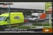 1' Terremoto en españa (Murcia)