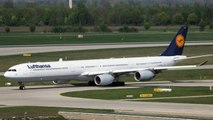 Lufthansa Airbus A340-600 Flight 411 Near Miss With Egyptair Boeing 777 - JFK ATC Audio