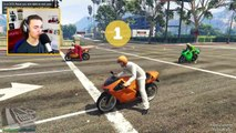 KWP INSANE LOOPING LOOPING GTA 5 Funny Moments KWP