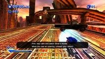 Sonic Generations (PC) - Dark Super Sonic VS Silver The