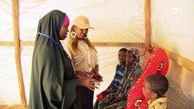 Dadaab: Unterwegs im Flüchtlingslager mit CARE-Helferin Janet