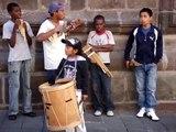Nuevo NIÑOS CALLE MUSICOS, NIÑOS CALLE MUSICOS , Quito Old Town , Ecuador
