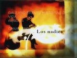 LOS NADIES de Eduardo Galeano