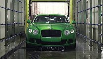 Bentley Factory - Monsoon Testing - Video Dailymotion