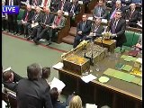 Breaking News: Gordon Brown Saves the World!! Todays PMQs Brown and Cameron clash on the Economy.10th December 2008