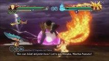 Naruto Shippuden: Ultimate Ninja Storm Revolution - KYUBI Mecha Naruto [Boss Battle] [1080p HD] BEST VERSION