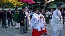 Music Deleted: Shinto Weddings @ Meiji Shrine (2) -- (First Love by Utada Hikaru)