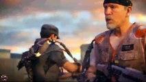 INFECTION EXO ZOMBIES GAMEPLAY TEASERS RECAP - Advanced Warfare Ascendance DLC Teaser Screenshots!