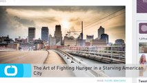The Art of Fighting Hunger in a Starving American City