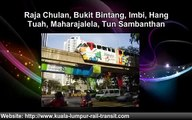 KL Monorail: Quick Guide To RapidKL Light Rail Transit's Kuala Lumpur Monorail System, Malaysia
