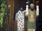 Hramul Sf Ioan Rusul la Manastirea Sf Ioan Rusul - Doamne, Doamne, cauta din cer si vezi...