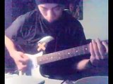 Pantera - Cowboys from hell (guitar cover)