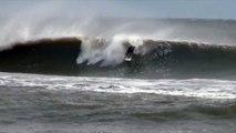 Surfing - Barrels in New Jersey