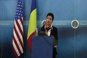 VIZA PENTRU SUA - O campanie comuna a MAE si Ambasada SUA la Bucuresti