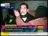 Sadam Husein es ahorcado