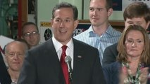 Santorum Jumps Into the 2016 GOP Fray