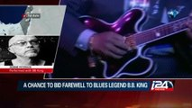 Ronnie Peterson on B.B King