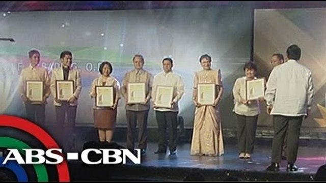 ABS-CBN harvests USTv awards